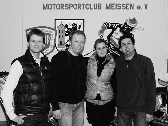 Vorstand des Mc Meissen